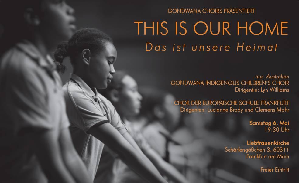 Konzerttipp Frankfurt: Gondwana Indigenous Children's Choir (Australien)