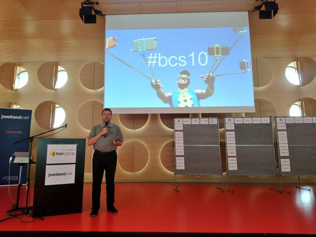 Barcamp Stuttgart bcs10