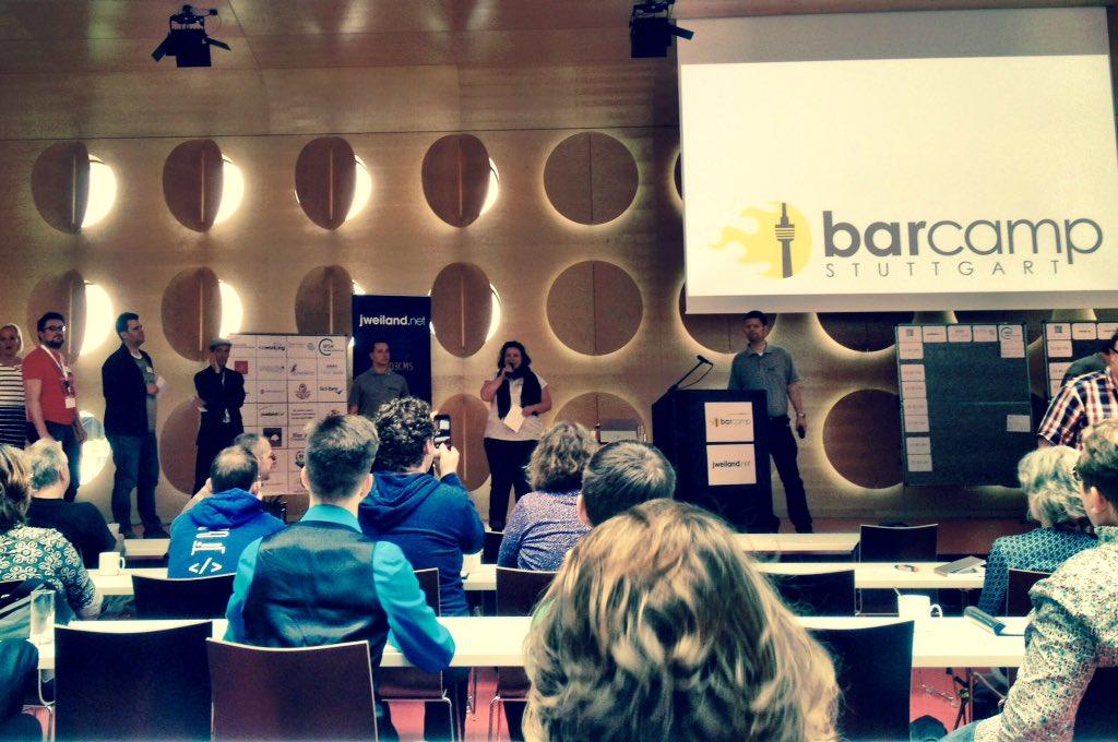 Foto: Sanne Nero, Sessionvorstellung Barcamp Stuttgart 2017 #bcs10