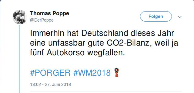 Als Deutschland aus der Fußball-WM flog