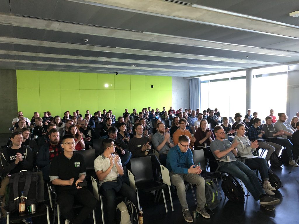 mobilecamp Dresden 2019